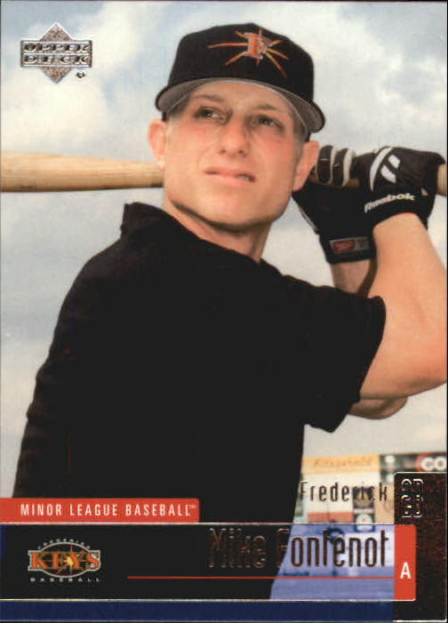 2002 UD Minor League #124 Mike Fontenot