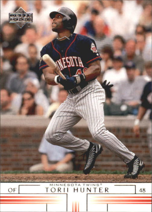 2002 Upper Deck #211 Torii Hunter
