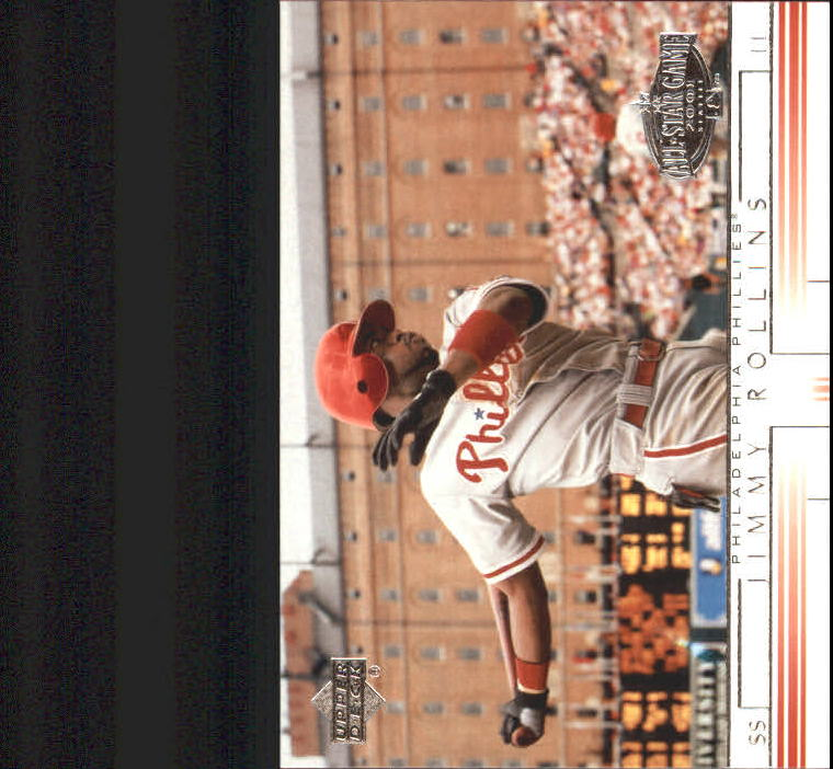 2002 Upper Deck #422 Jimmy Rollins