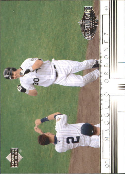 2002 Upper Deck #618 Magglio Ordonez