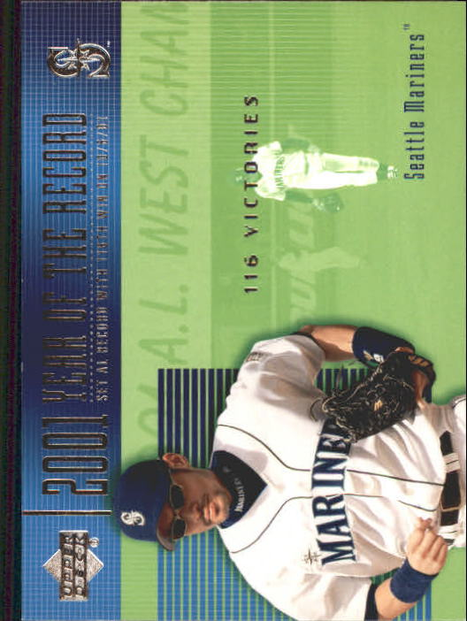 2002 Upper Deck #734 Rickey Henderson YR