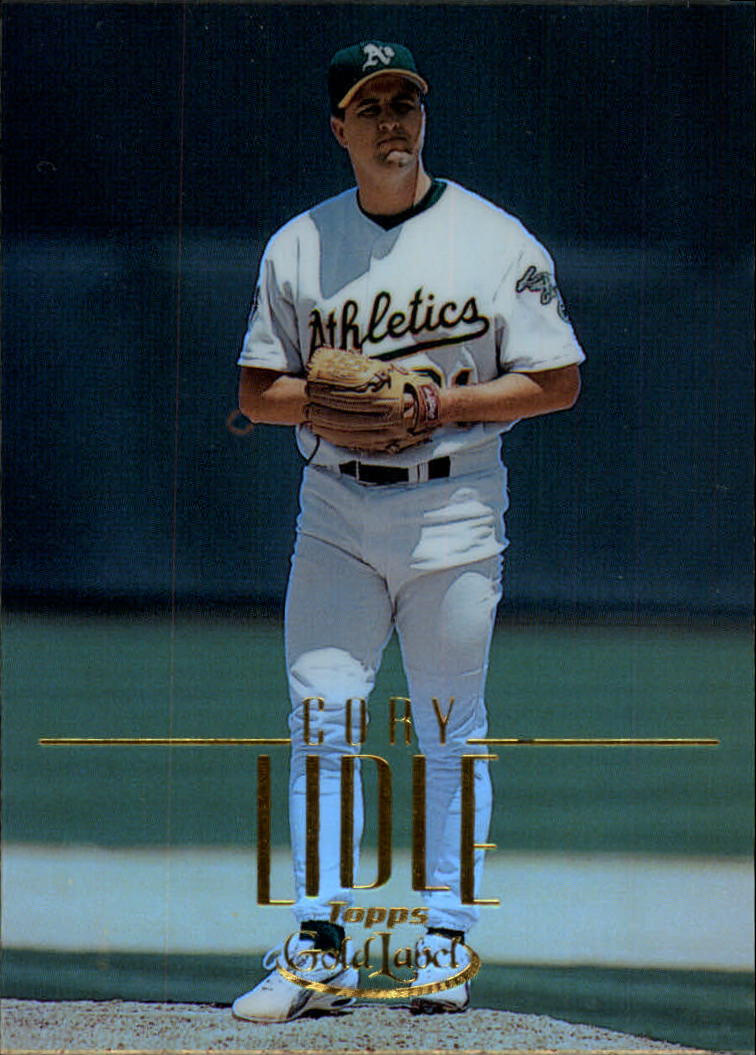 2002 Topps Gold Label #196 Cory Lidle