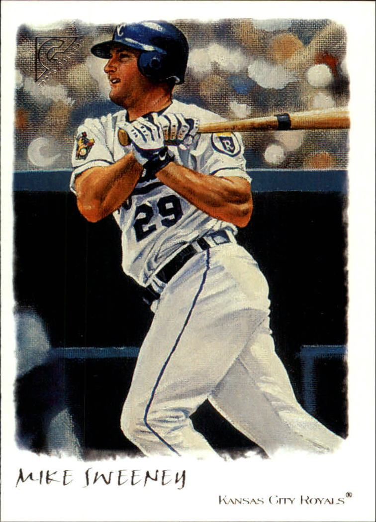 2002 Topps Gallery #11 Mike Sweeney