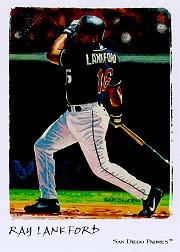 2002 Topps Gallery #21 Ray Lankford