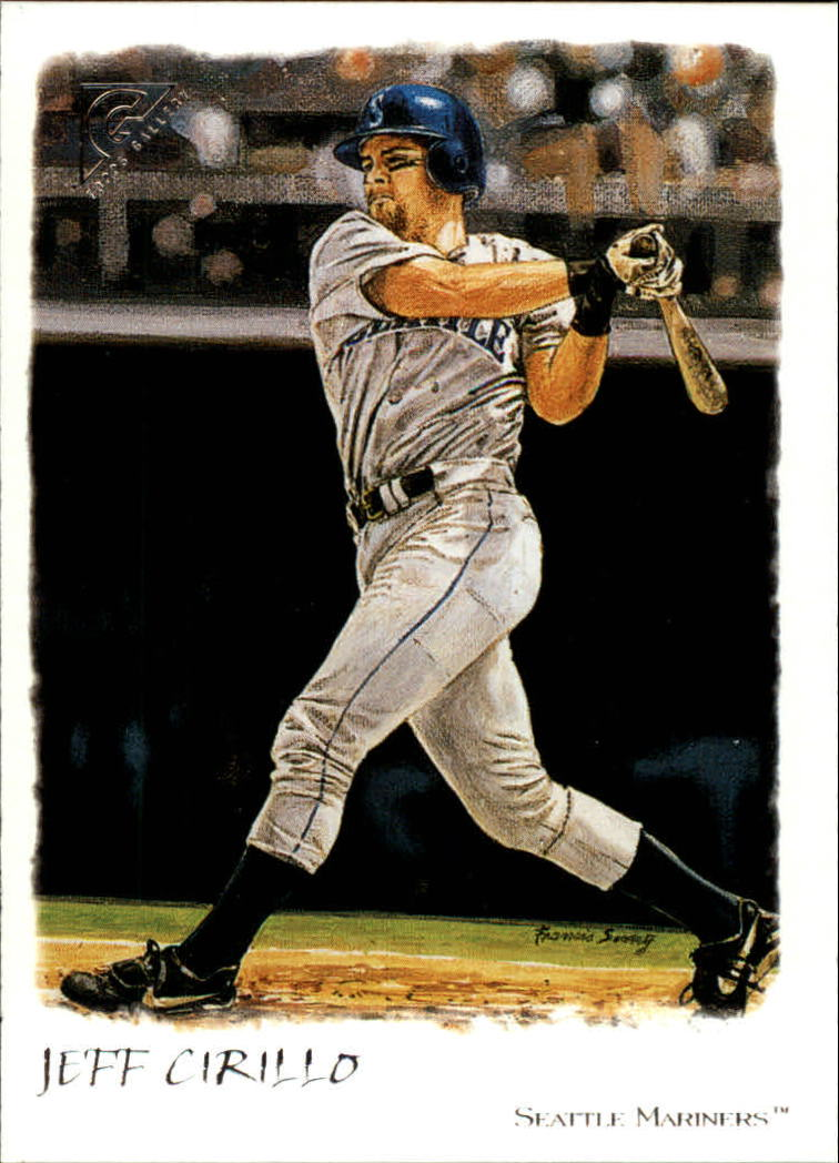 2002 Topps Gallery #80 Jeff Cirillo