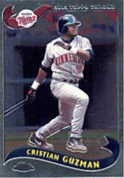 2002 Topps Chrome #22 Cristian Guzman