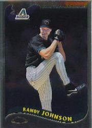 2002 Topps Chrome #200 Randy Johnson