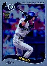 2002 Topps Chrome #225 Ichiro Suzuki
