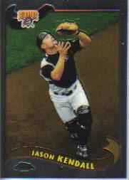 2002 Topps Chrome #555 Jason Kendall