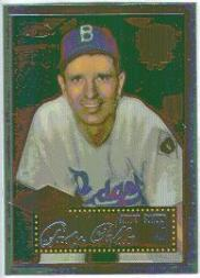 2002 Topps Chrome 1952 Reprints #52R4 Andy Pafko