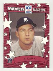2002 Topps American Pie Sluggers Red #8 Al Kaline