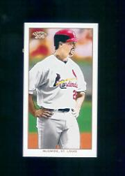 2002 Topps 206 Tolstoi #100 Mark McGwire