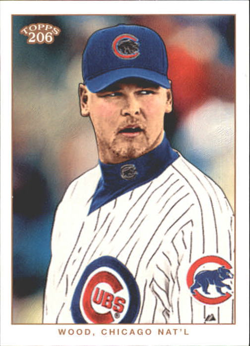 2002 Topps 206 #14 Kerry Wood