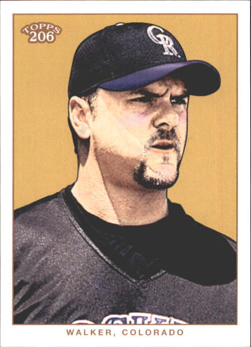 2002 Topps 206 #65 Larry Walker