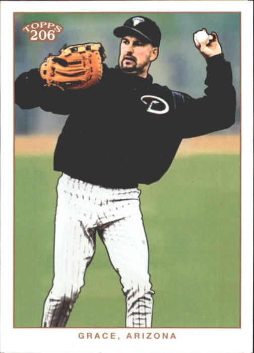 2002 Topps 206 #98 Mark Grace