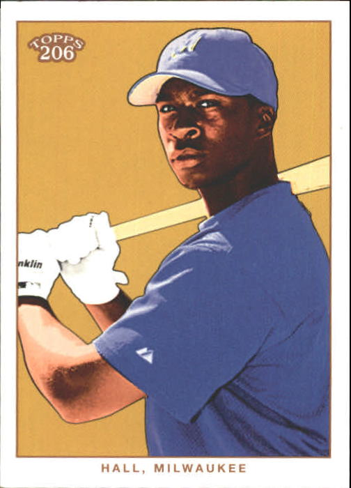 2002 Topps 206 #150 Rich Thompson FYP RC