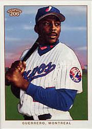 2002 Topps 206 #203 Vladimir Guerrero