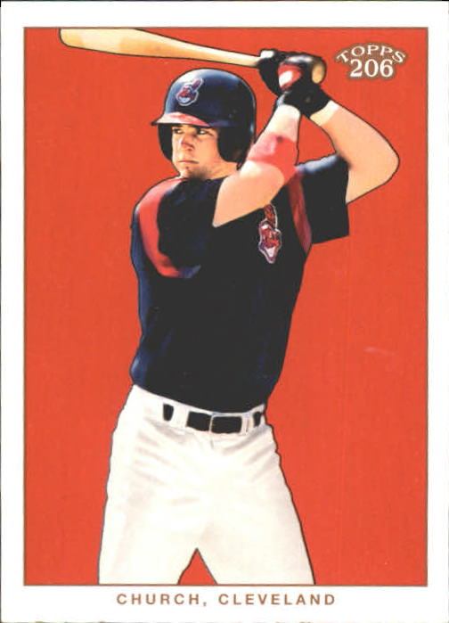 2002 Topps 206 #280 Ryan Church FYP RC