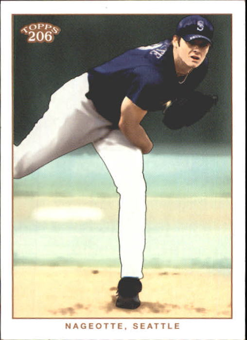 2002 Topps 206 #282 Clint Nageotte FYP RC