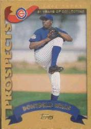 2002 Topps Traded Gold #T262 Dontrelle Willis