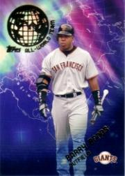 2002 Topps All-World Team #AW2 Barry Bonds