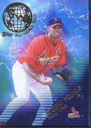 2002 Topps All-World Team #AW10 Albert Pujols