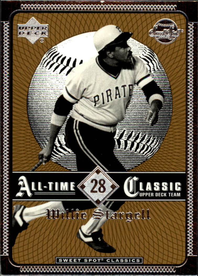 2002 Sweet Spot Classics #28 Willie Stargell