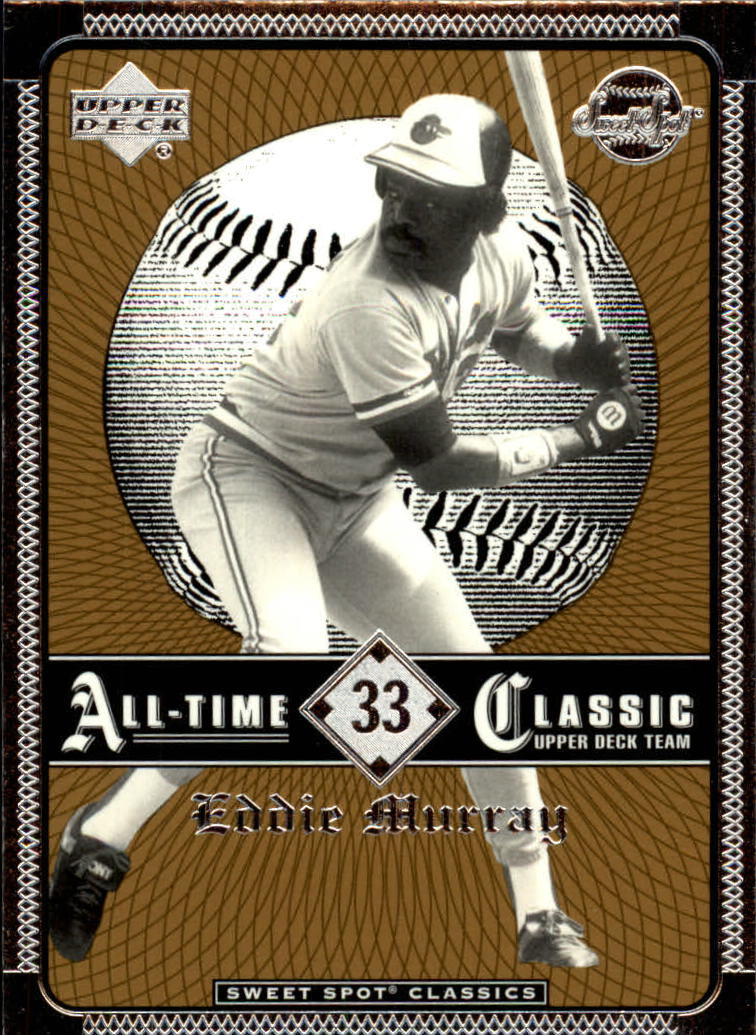 2002 Sweet Spot Classics #33 Eddie Murray