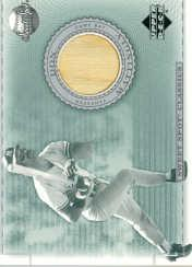 2002 Sweet Spot Classics Game Bat #BDM Don Mattingly
