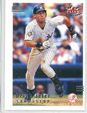 2002 Fleer Triple Crown #2 Derek Jeter