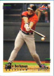 2002 Fleer Triple Crown #60 Lance Berkman