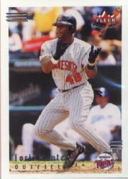 2002 Fleer Triple Crown #69 Torii Hunter