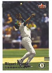 2002 Fleer Triple Crown #134 Miguel Tejada