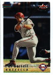 2002 Fleer Triple Crown #178 Pat Burrell