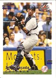 2002 Fleer Triple Crown #191 Jorge Posada