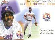 2002 Fleer Premium International Pride #8 Vladimir Guerrero