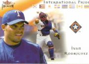 2002 Fleer Premium International Pride #10 Ivan Rodriguez