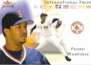 2002 Fleer Premium International Pride #12 Pedro Martinez