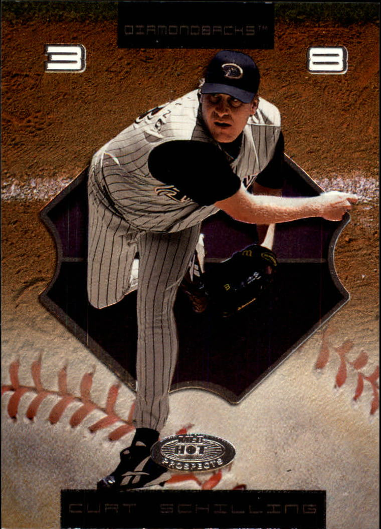2002 Hot Prospects #16 Curt Schilling