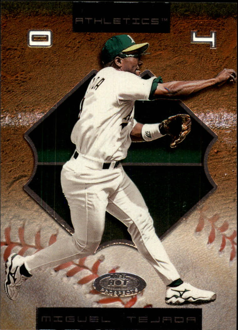2002 Hot Prospects #26 Miguel Tejada
