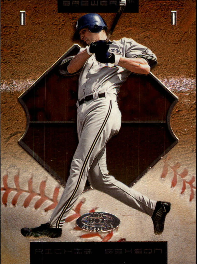2002 Hot Prospects #35 Richie Sexson
