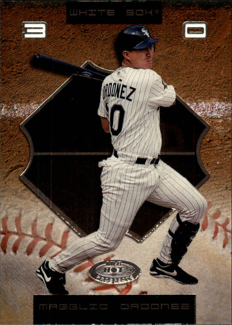 2002 Hot Prospects #39 Magglio Ordonez