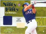 2002 Donruss Originals Nifty Fifty Combos #3 Ivan Rodriguez