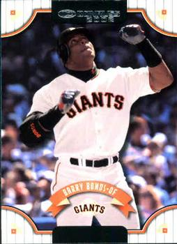 2002 Donruss #2 Barry Bonds