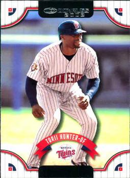 2002 Donruss #6 Torii Hunter
