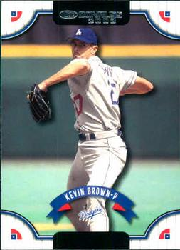 2002 Donruss #62 Kevin Brown