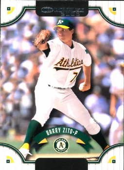 2002 Donruss #115 Barry Zito