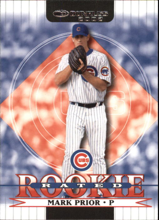 2002 Donruss #169 Mark Prior RR