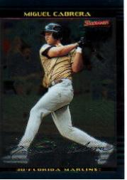 2002 Bowman Chrome Draft #156 Miguel Cabrera