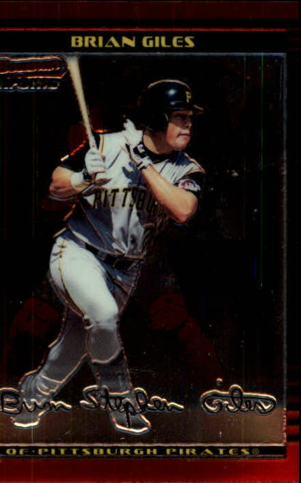 2002 Bowman Chrome #9 Brian Giles